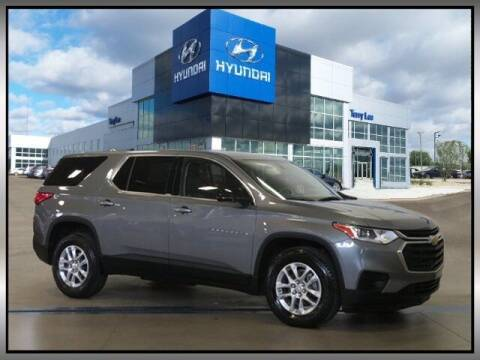 2019 Chevrolet Traverse for sale at Terry Lee Hyundai in Noblesville IN