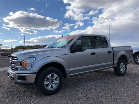 2020 Ford F-150 for sale at 1st Quality Motors LLC in Gallup NM