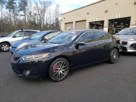 2010 Acura TSX for sale at Fletcher Auto Sales in Augusta GA