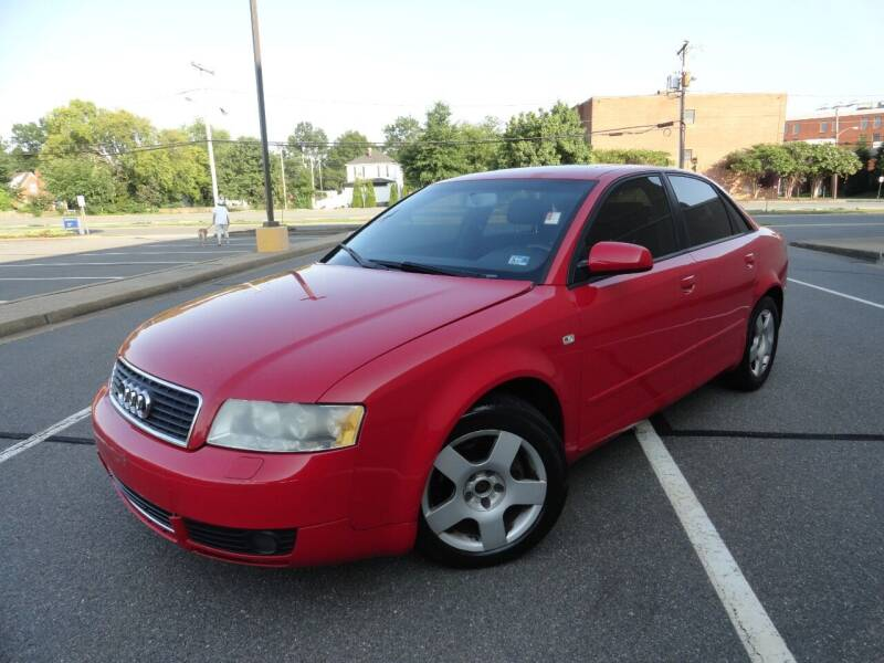 2005 Audi A4 for sale at TJ Auto Sales LLC in Fredericksburg VA