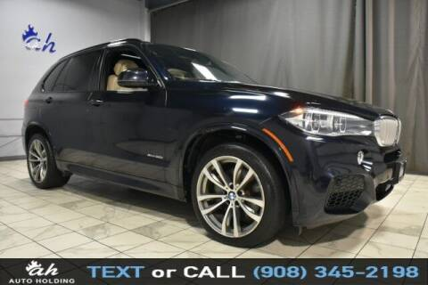2016 BMW X5 for sale at AUTO HOLDING in Hillside NJ