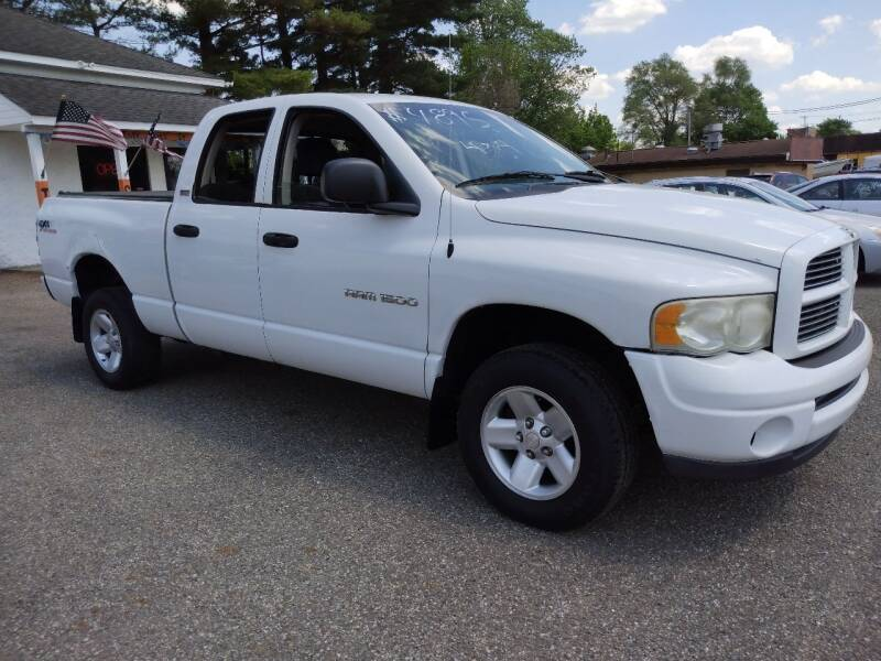 2002 Dodge Ram Pickup 1500 for sale at Easy Does It Auto Sales in Newark OH