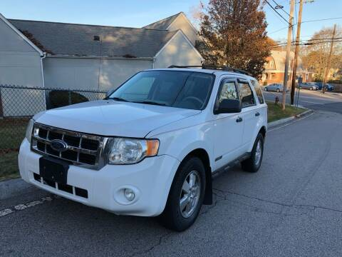 2008 Ford Escape for sale at Emory Street Auto Sales and Service in Attleboro MA