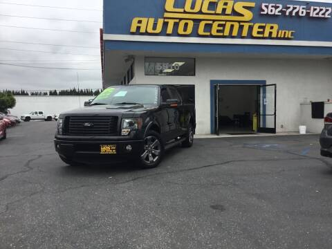 2012 Ford F-150 for sale at Lucas Auto Center in South Gate CA
