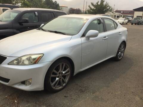 2008 Lexus IS 250 for sale at Small Car Motors in Carson City NV