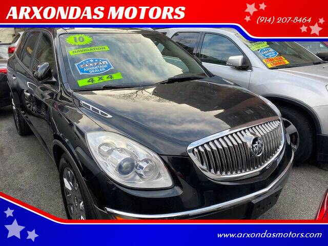 2010 Buick Enclave for sale at ARXONDAS MOTORS in Yonkers NY