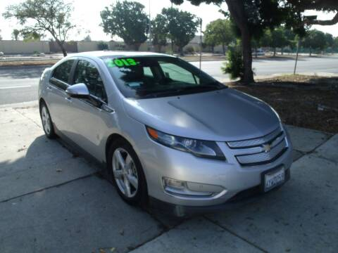 2013 Chevrolet Volt for sale at Hollywood Auto Brokers in Los Angeles CA