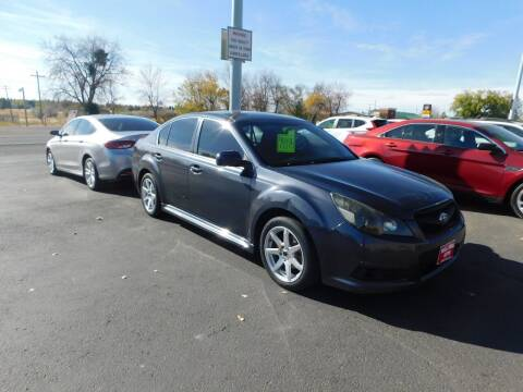 2012 Subaru Legacy for sale at Will Deal Auto & Rv Sales in Great Falls MT