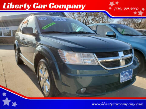 2009 Dodge Journey for sale at Liberty Car Company in Waterloo IA