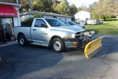 2012 RAM Ram Pickup 1500 for sale at Dave Franek Automotive in Wantage NJ