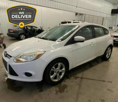 2013 Ford Focus for sale at Tower Motors in Brainerd MN
