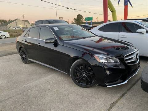 2016 Mercedes-Benz E-Class for sale at Direct Auto in D'Iberville MS