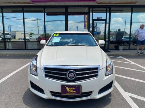2013 Cadillac ATS for sale at Kinston Auto Mart in Kinston NC