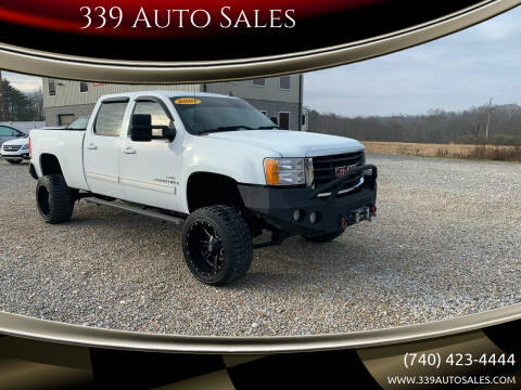 2007 GMC Sierra 2500HD for sale at 339 Auto Sales in Belpre OH