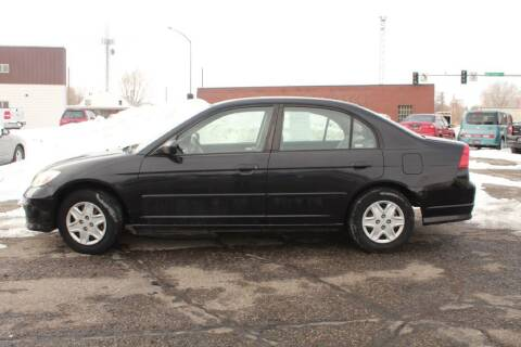 2005 Honda Civic for sale at Epic Auto in Idaho Falls ID