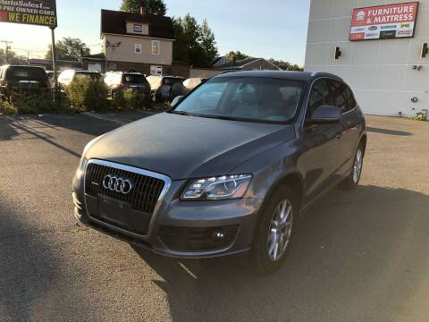 2012 Audi Q5 for sale at MAGIC AUTO SALES in Little Ferry NJ