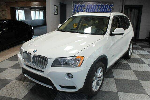 2013 BMW X3 for sale at TCC Motors in Farmington Hills MI