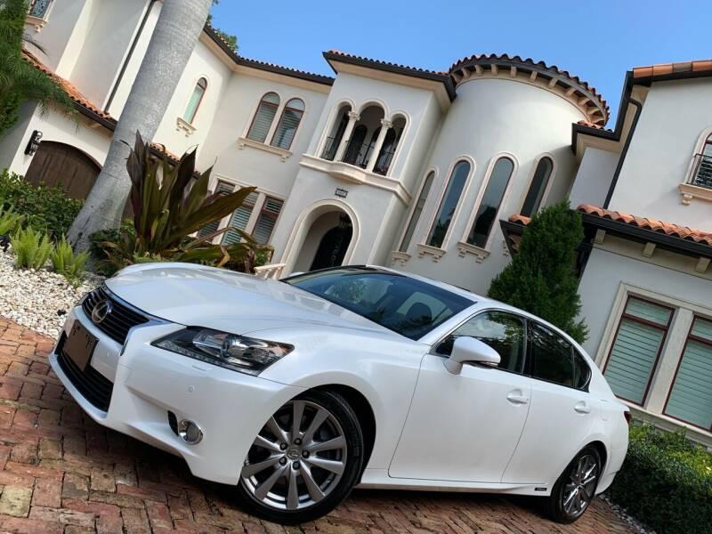 2013 Lexus GS 450h for sale at Mirabella Motors in Tampa FL