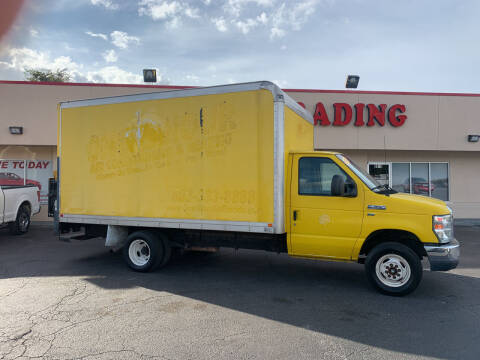2011 Ford E-Series Chassis for sale at LB Auto Trading in Orlando FL