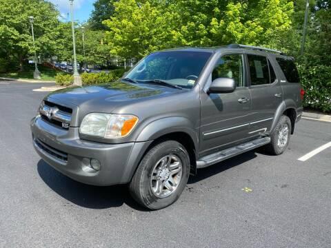 2006 Toyota Sequoia for sale at Car World Inc in Arlington VA