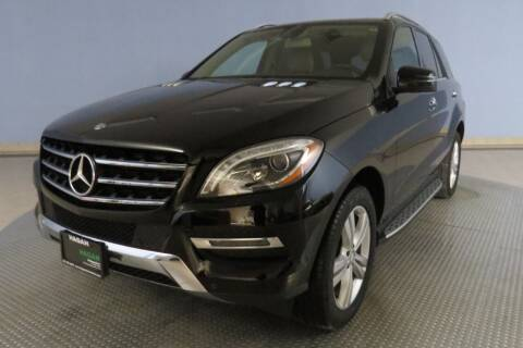 2013 Mercedes-Benz M-Class for sale at Hagan Automotive in Chatham IL