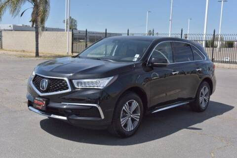 2019 Acura MDX for sale at Choice Motors in Merced CA