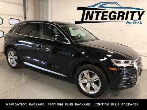 2018 Audi Q5 for sale at Integrity Motors, Inc. in Fond Du Lac WI