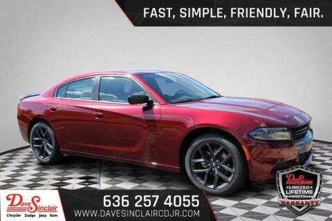 2021 Dodge Charger for sale at Dave Sinclair Chrysler Dodge Jeep Ram in Pacific MO
