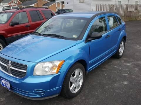 2008 Dodge Caliber for sale at Premier Auto Sales Inc. in Newport News VA