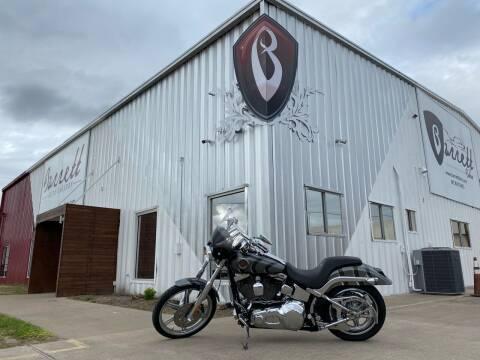 2003 Harley Davidson FXSTDI Softail Deuce (anniv) for sale at Barrett Bikes LLC in San Juan TX