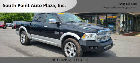2016 RAM Ram Pickup 1500 for sale at South Point Auto Plaza, Inc. in Albany NY