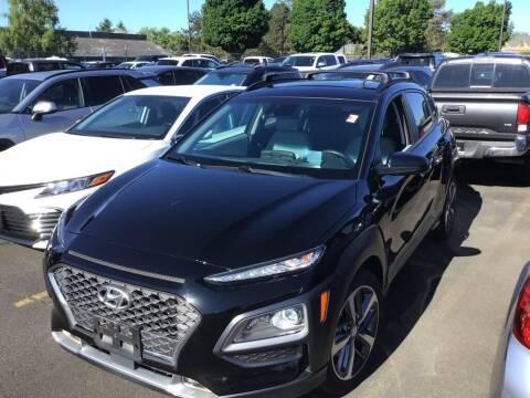 2019 Hyundai Kona for sale at Royal Moore Custom Finance in Hillsboro OR