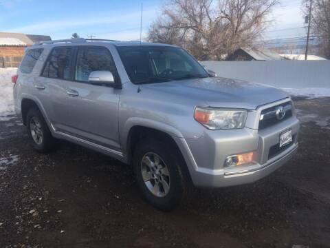 2011 Toyota 4Runner for sale at Northwest Auto Sales & Service Inc. in Meeker CO