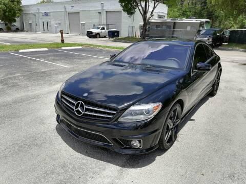 2010 Mercedes-Benz CL-Class for sale at Best Price Car Dealer in Hallandale Beach FL