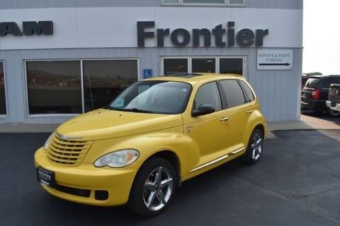 2006 Chrysler PT Cruiser for sale at Frontier Motors Automotive, Inc. in Winner SD