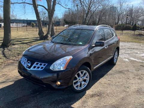 2012 Nissan Rogue for sale at Ace's Auto Sales in Westville NJ