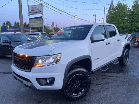 2019 Chevrolet Colorado for sale at Real Deal Cars in Everett WA