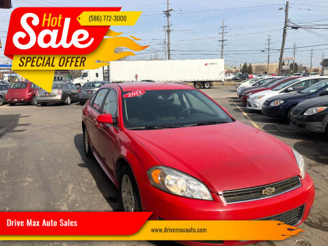 2011 Chevrolet Impala for sale at Drive Max Auto Sales in Warren MI