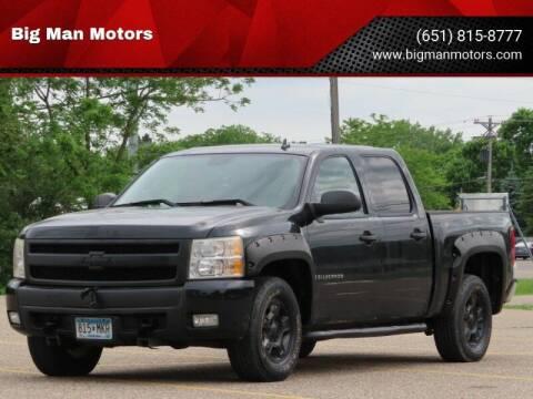 2007 Chevrolet Silverado 1500 for sale at Big Man Motors in Farmington MN
