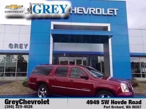2011 GMC Yukon XL for sale at Grey Chevrolet, Inc. in Port Orchard WA