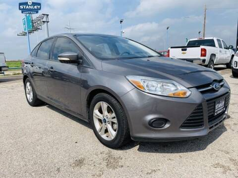2013 Ford Focus for sale at Stanley Automotive Finance Enterprise - STANLEY DIRECT AUTO in Mesquite TX