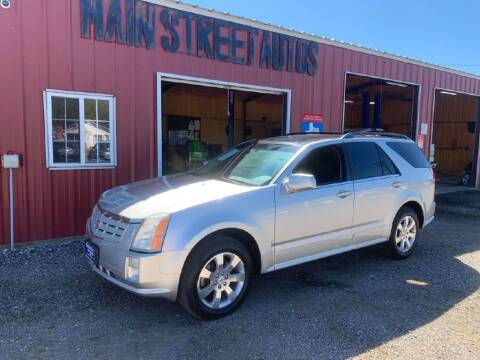 2008 Cadillac SRX for sale at Main Street Autos Sales and Service LLC in Whitehouse TX