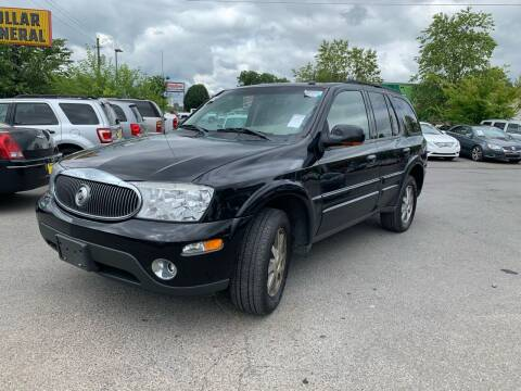 2004 Buick Rainier for sale at Diana Rico LLC in Dalton GA