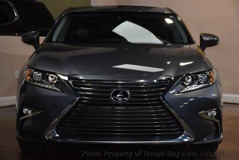 2016 Lexus ES 350 for sale at Tampa Bay AutoNetwork in Tampa FL
