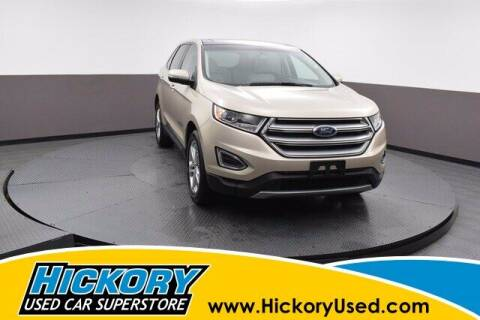 2017 Ford Edge for sale at Hickory Used Car Superstore in Hickory NC