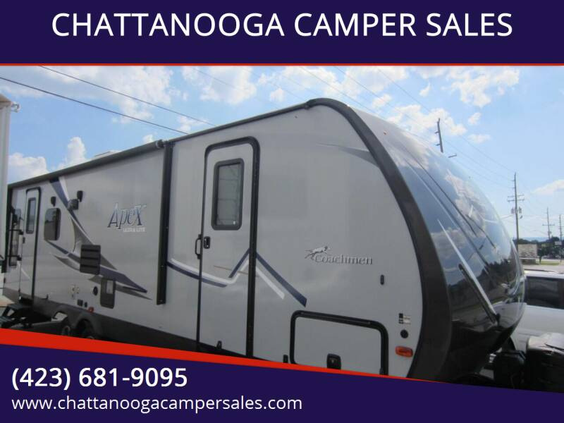 2019 Coachmen Apex Ultra-Lite 279RLSS for sale at CHATTANOOGA CAMPER SALES in Chattanooga TN