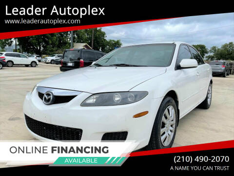 2006 Mazda MAZDA6 for sale at Leader Autoplex in San Antonio TX