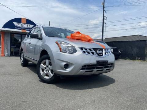 2015 Nissan Rogue Select for sale at OTOCITY in Totowa NJ