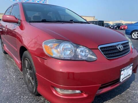 2007 Toyota Corolla for sale at VIP Auto Sales & Service in Franklin OH
