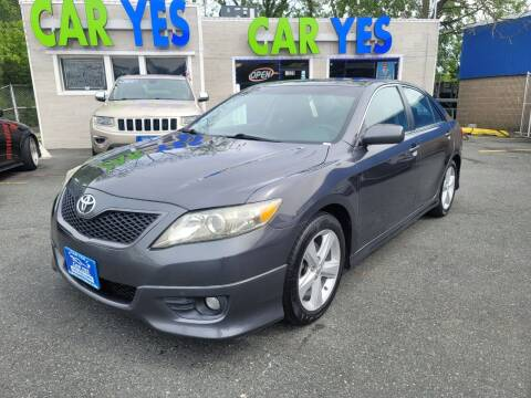 2010 Toyota Camry for sale at Car Yes Auto Sales in Baltimore MD
